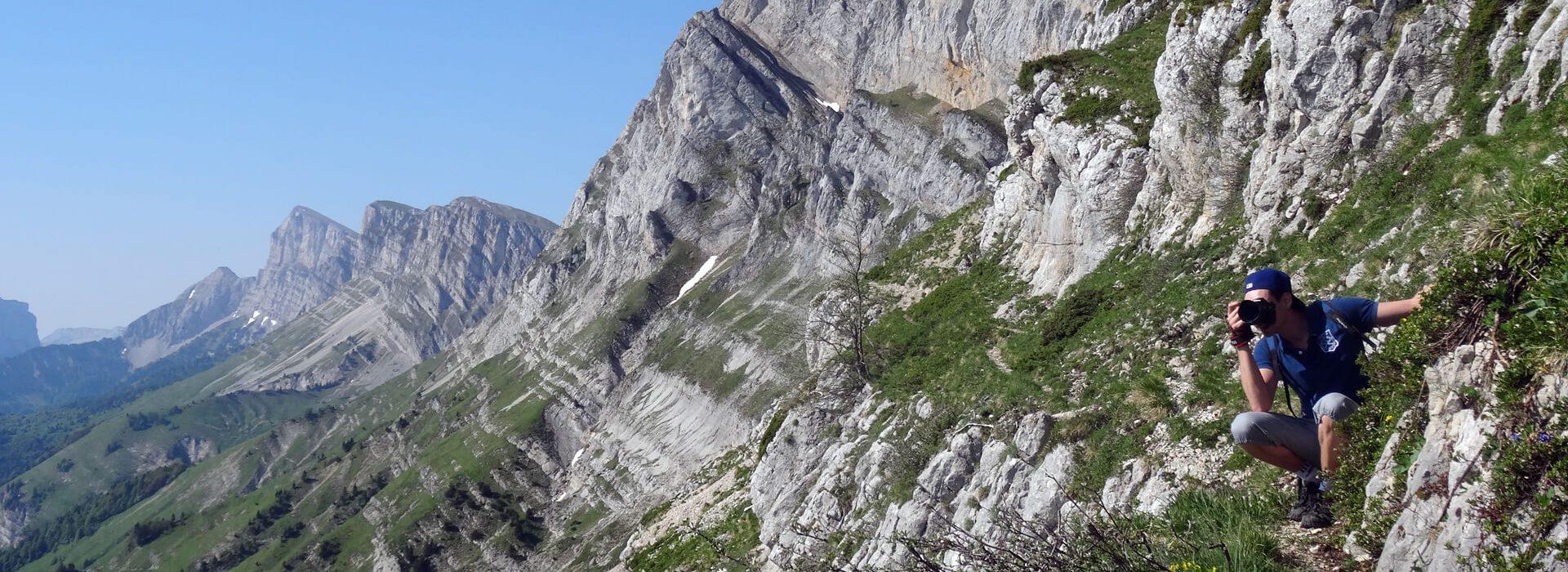 Les Rochers du Ranc Traversier - Par le Pas de Serre-Brion et le Pas Morta - 2011 M