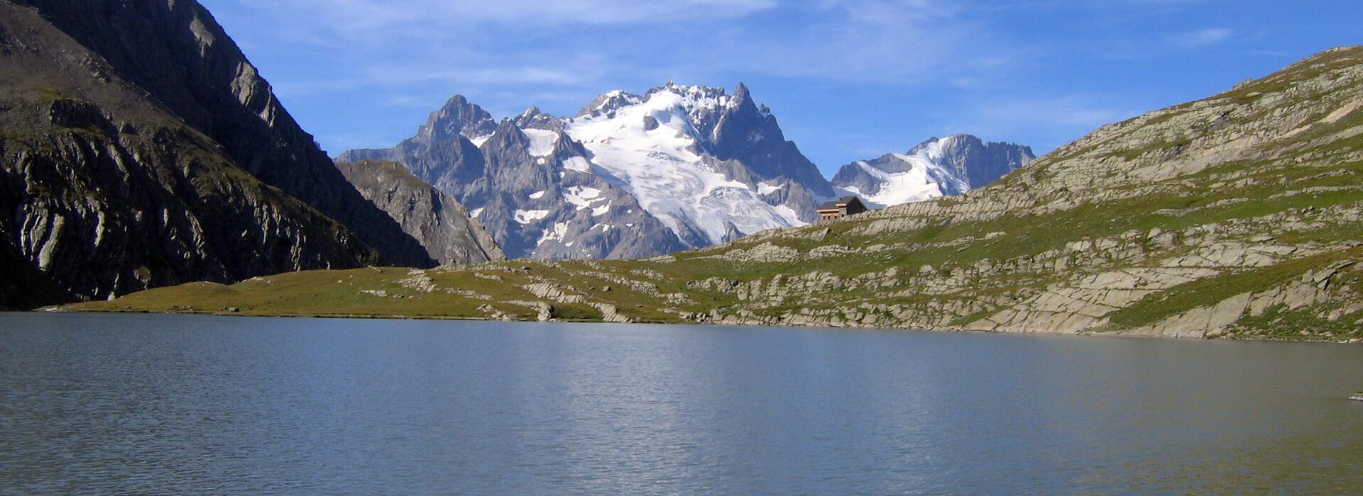 Lac du Goléon - Depuis le hameau 'Les Plots' - 2450 M