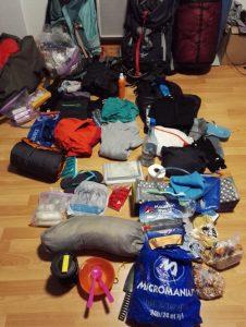 Comment alléger son sac à dos de randonnée ?