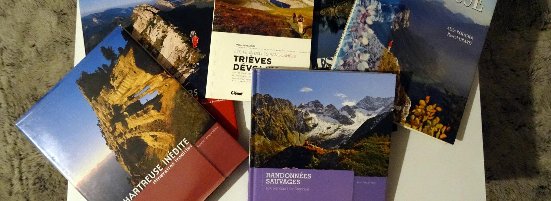 Les meilleurs livres de rando autour de Grenoble (itinéraires et topos)