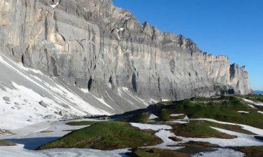 GTA - Etape 5 - Lac d'Anterne - Les Houches
