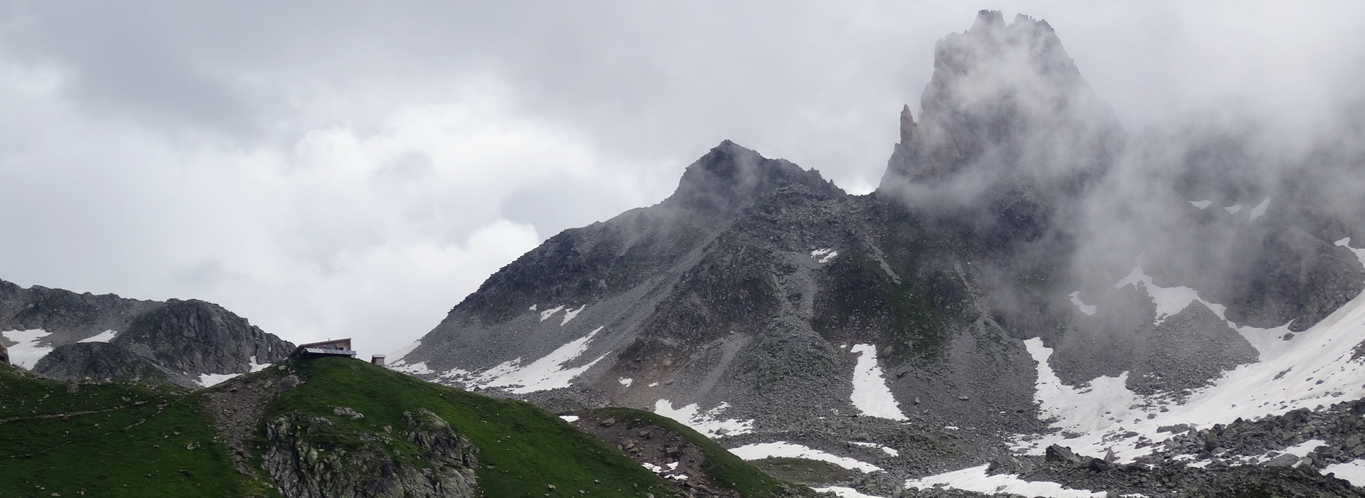GTA - Etape 9 - Petite Berge - Valezan