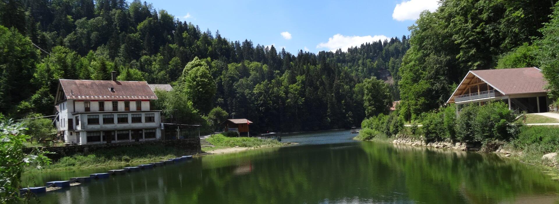 Préparation de la Grande Traversée du Jura - Traces GPS, eau, bivouacs