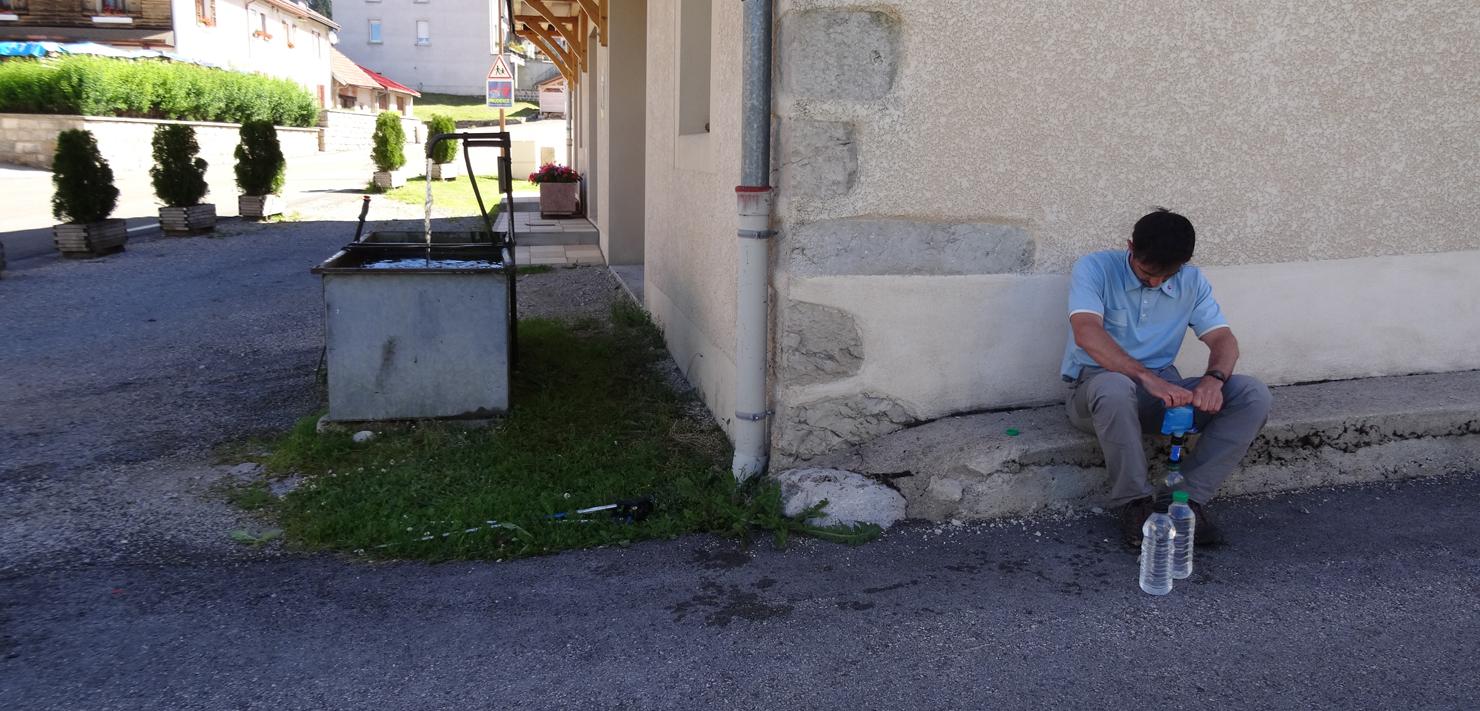 Test - Filtre à eau pour la randonnée : SAWYER Mini