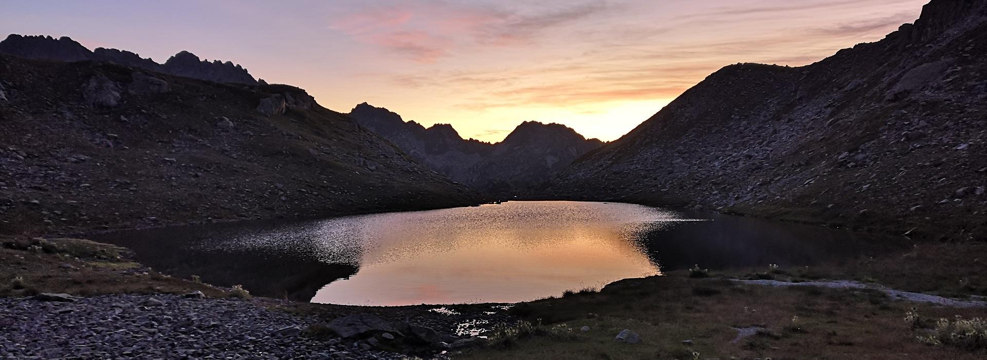 Lac de la colombière