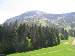 Chamechaude - Depuis le Col de Porte, voie classique - 2082 M