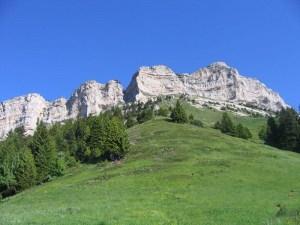 L'Emeindras - Depuis le Sappey (Bruchet) - 1490 M