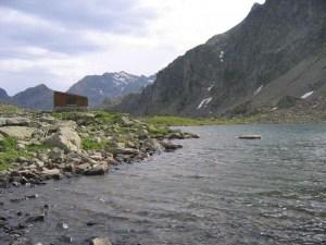 Lacs Robert - Par la Croix de Chamrousse, descente par le Lac Achard - 1998 M