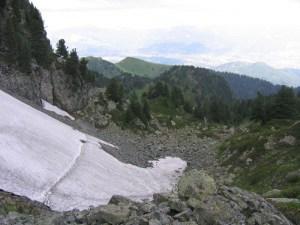 Grand Van - Par les Lacs Roberts - 2450 M