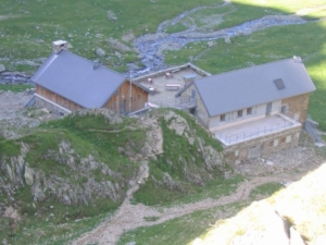 Refuge de la Pra et Lac du Crozet - Depuis Pré Raymond - 2109 M