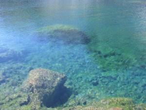 Lac de Belledonne - Depuis Coteyssart - 2160 M