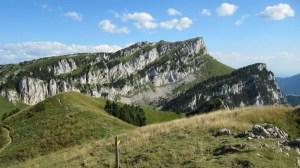 Le Petit Som - Depuis la Ruchère, par le Pas du Loup et le Col de la Ruchère - 1772 M