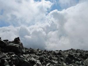Croix de Belledonne - Depuis Pré Raymond, par la Pra, voie classique - 2926 M