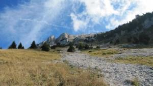 Chamechaude - Par le Pas de l'Arche et la Rampe de l'Ecureuil - 2082 M