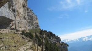 L'aup du Seuil - Depuis le Col de Marcieu - 1825 M