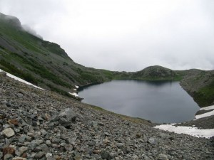 Lac de Crop - Depuis la Betta - 1906 M