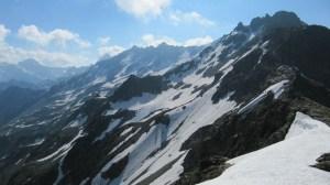 Cime de la Jasse - Depuis la Betta, par les Lacs du Vénétier - 2478 M