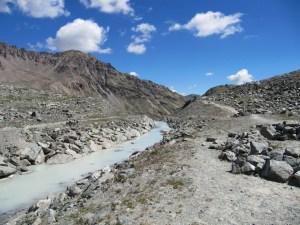 Lac d'Arsine - Depuis le Col du Lautaret, en AR - 1463 M
