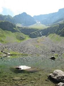 Lac de la Sitre - Depuis le Col de Pré Long - 1952 M