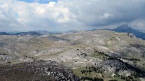 Sommet de la Montagnette - Depuis Chichilianne - 1972 M