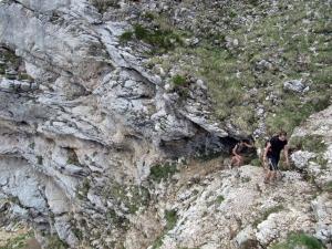 La Dent de Crolles - Depuis le Col du Coq, par le Pas de l'Oeille - 2062 M