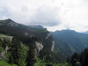 Col de Bellefont - Depuis Perquelin, par le Col de Saulce - 1902 M