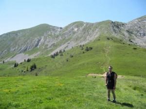 La Grande Sure - Depuis la Charmette, par le Col de la Grande Vache - 1920 M