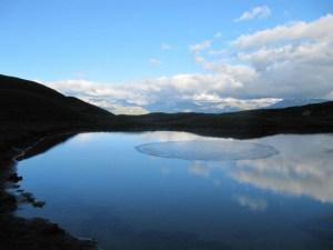 Les 5 Lacs de la Forclaz - Depuis le Fort de la Platte - 2532 M