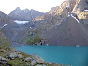 Le Lac Blanc - Depuis Pré Conté - 2161 M