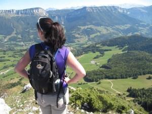 Mont Outheran - En traversée, par le Pas de Cuert et le Col du Mollard - 1509 M