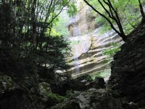 Cascades et Torrent d'Alloix - En boucle depuis Montalieu - 600 M