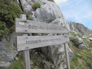 Le Roc Cornafion - Depuis Prélenfrey, par le Col Vert - 2049 M