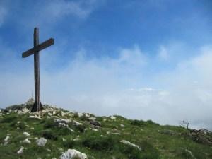 La Grande Sure - Par la cheminée de Jusson et le Pas de la Miséricorde - 1720 M