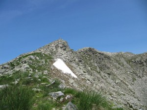 Grands Moulins - Depuis Val Pelouse, classique - 2495 M