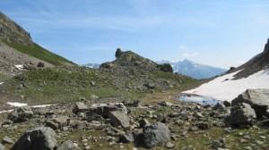 Lac de la Balmette - Depuis le Mollard - 2084 M