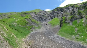 Tour du Beaufortain - Etape 1 - Du Gite d'étape La Raie aux Chalets Jovet