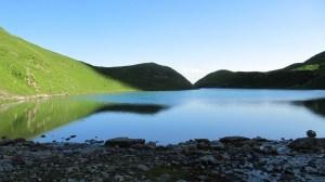 Tour du Beaufortain - Etape 3 - Du lac d'Amour au Lac Tournant