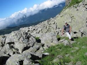 Le Col du Vay - Depuis Gleyzin - 2297 M