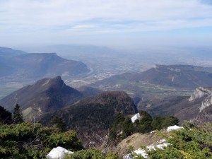 Les Bannettes - Depuis Mont Saint Martin - 1721 M