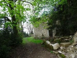 Roche Brune - Depuis Voreppe (hameau de Bourget) - 932 M