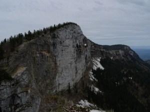 La Buffe - En boucle, par le Pas de la Clé et le tunnel du Mortier - 1623 M