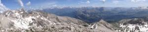 La Tête de l'Aupet - Par le Vallon des Narrites - 2627 M