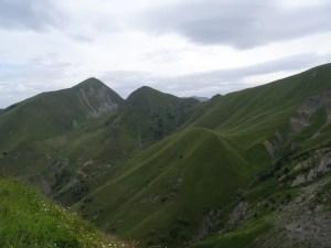 """Le grand Chapelet - Aller-retour depuis le hameau """"Les Mathieux"""" - 2403 M"""