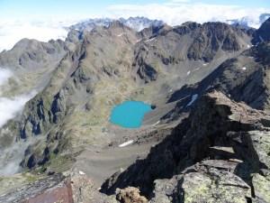 Grande Lance de Domène - Depuis Freydières, par les Lacs du Doménon, en boucle - 2790 M