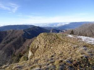 Pointe de la Gorgeat - Mont Joigny - En boucle depuis le col du Granier - 1556 M