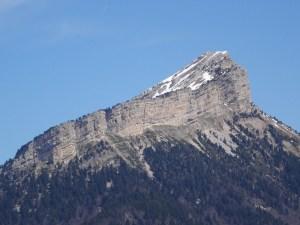 Mont Saint Eynard - Par la crête du Rocher du Bret, depuis le Sappey - 1359 M