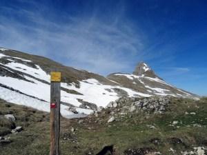 Agathe et Sophie, les 2 soeurs - Montée par le Col des 2 Soeurs, descente par le Pas de l'Oeille - 2194 M