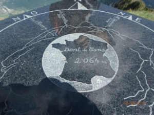 Dent de Cons - Depuis le Raffort, en boucle - 2062 M