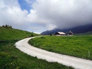 Tête de l'Arpettaz, Tête Ronde, Tête Noire - Boucle et traversée depuis la Balme de Thuy - 1864 M