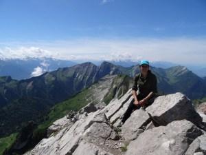 Arcalod, Tre le Mollard, Mont de la Coche, Chaurionde, Sambuy - Depuis Seythenex - 2207 M